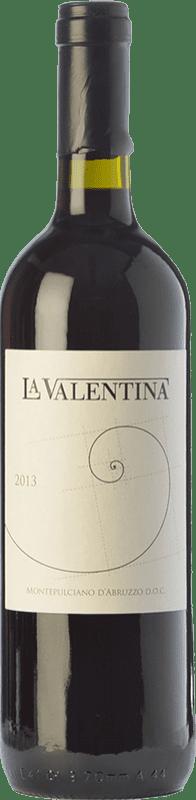 11,95 € Free Shipping | Red wine La Valentina D.O.C. Montepulciano d'Abruzzo Abruzzo Italy Montepulciano Bottle 75 cl