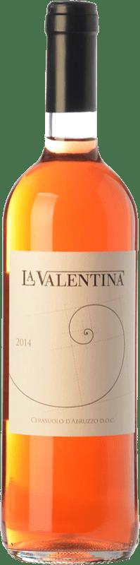 8,95 € Free Shipping | Rosé wine La Valentina D.O.C. Cerasuolo d'Abruzzo Abruzzo Italy Montepulciano Bottle 75 cl