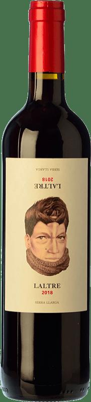 7,95 € 免费送货 | 红酒 Lagravera Laltre Joven D.O. Costers del Segre 加泰罗尼亚 西班牙 Merlot, Grenache, Monastrell 瓶子 75 cl