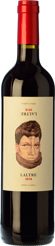 5,95 € | Red wine Lagravera Laltre Joven D.O. Costers del Segre Catalonia Spain Merlot, Grenache, Monastrell Bottle 75 cl