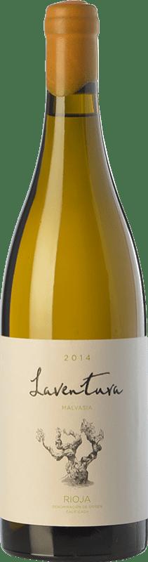 18,95 € | White wine Laventura Ánfora D.O.Ca. Rioja The Rioja Spain Malvasía Bottle 75 cl