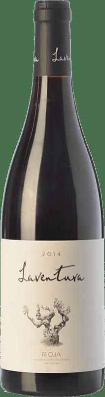 14,95 € | Red wine Laventura Tempranillo Crianza D.O.Ca. Rioja The Rioja Spain Tempranillo, Grenache Bottle 75 cl