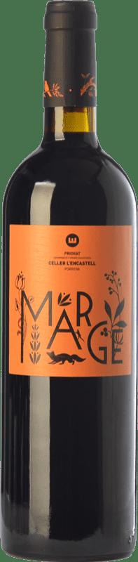 23,95 € Free Shipping | Red wine L'Encastell Marge Joven D.O.Ca. Priorat Catalonia Spain Merlot, Syrah, Grenache, Cabernet Sauvignon, Carignan Bottle 75 cl
