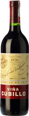 López de Heredia Viña Cubillo Rioja Crianza 75 cl