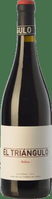 Luis Pérez El Triángulo Tintilla de Rota Vino de la Tierra de Cádiz Joven 75 cl