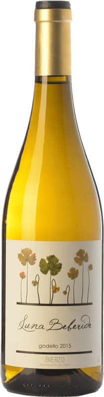 9,95 € | White wine Luna Beberide D.O. Bierzo Castilla y León Spain Godello Bottle 75 cl