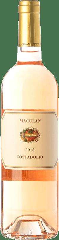8,95 € | Rosé wine Maculan Costadolio I.G.T. Veneto Veneto Italy Merlot Bottle 75 cl