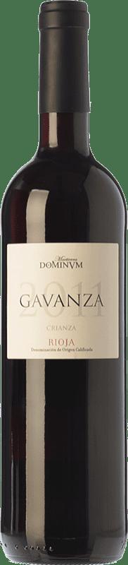 9,95 € Envoi gratuit   Vin rouge Maetierra Dominum Gavanza Crianza D.O.Ca. Rioja La Rioja Espagne Tempranillo, Grenache, Graciano Bouteille 75 cl