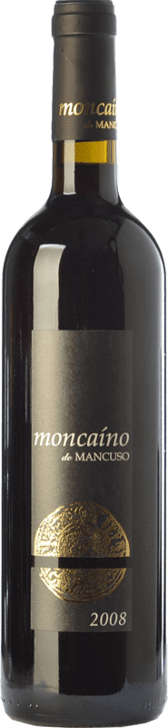 13,95 € Free Shipping | Red wine Mancuso Moncaíno Joven I.G.P. Vino de la Tierra de Valdejalón Aragon Spain Grenache Bottle 75 cl