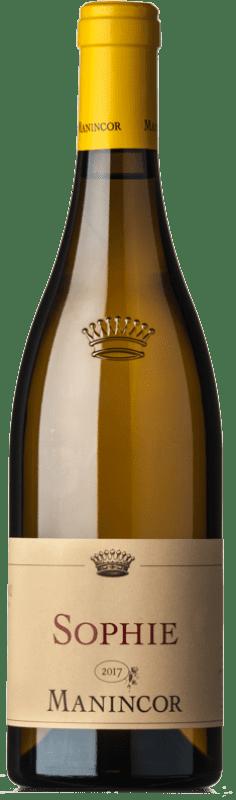 32,95 € Envoi gratuit | Vin blanc Manincor Sophie D.O.C. Alto Adige Trentin-Haut-Adige Italie Viognier, Chardonnay, Sauvignon Bouteille 75 cl
