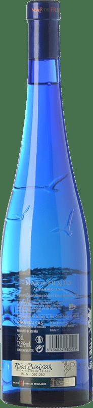 14,95 € | White wine Mar de Frades D.O. Rías Baixas Galicia Spain Albariño Bottle 75 cl