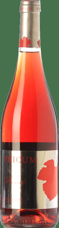 9,95 € Envoi gratuit | Vin rose Margón Pricum D.O. Tierra de León Castille et Leon Espagne Prieto Picudo Bouteille 75 cl
