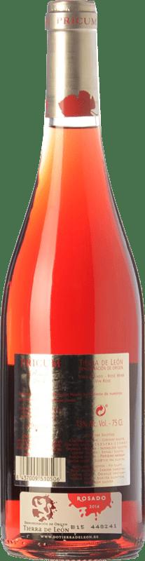 9,95 €   Rosé wine Margón Pricum D.O. Tierra de León Castilla y León Spain Prieto Picudo Bottle 75 cl