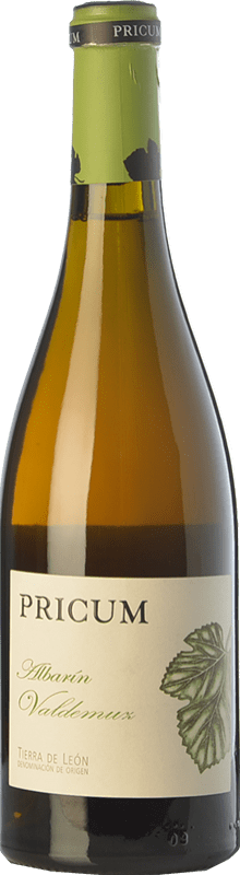 29,95 € | White wine Margón Pricum Valdemuz Crianza D.O. Tierra de León Castilla y León Spain Albarín Bottle 75 cl