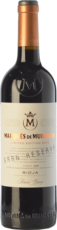 86,95 € Free Shipping | Red wine Marqués de Murrieta Gran Reserva D.O.Ca. Rioja The Rioja Spain Tempranillo, Grenache, Graciano, Mazuelo Magnum Bottle 1,5 L