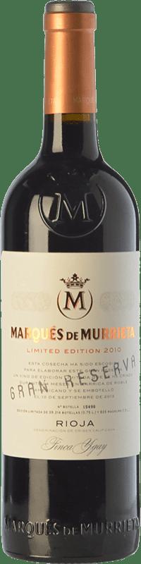 86,95 € Envoi gratuit | Vin rouge Marqués de Murrieta Gran Reserva D.O.Ca. Rioja La Rioja Espagne Tempranillo, Grenache, Graciano, Mazuelo Bouteille Magnum 1,5 L