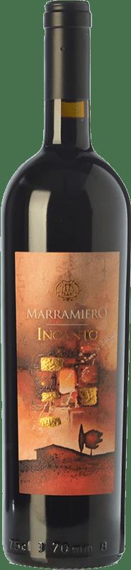 14,95 € Free Shipping | Red wine Marramiero Incanto D.O.C. Montepulciano d'Abruzzo Abruzzo Italy Montepulciano Bottle 75 cl
