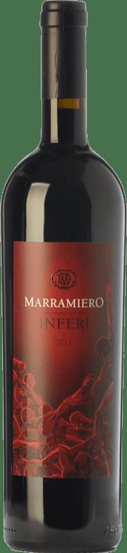 24,95 € Free Shipping | Red wine Marramiero Inferi D.O.C. Montepulciano d'Abruzzo Abruzzo Italy Montepulciano Bottle 75 cl