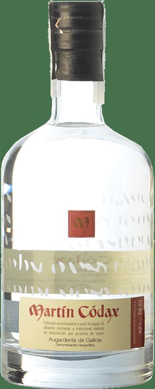17,95 € Envío gratis | Orujo Martín Códax Aguardiente D.O. Orujo de Galicia Galicia España Botella 70 cl