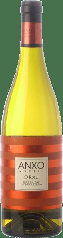 8,95 € | White wine Martín Códax Anxo D.O. Rías Baixas Galicia Spain Loureiro, Albariño, Caíño White Bottle 75 cl