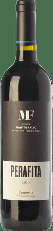 22,95 € 免费送货 | 红酒 Martín Faixó MF Perafita Joven D.O. Empordà 加泰罗尼亚 西班牙 Merlot, Grenache, Cabernet Sauvignon 瓶子 75 cl