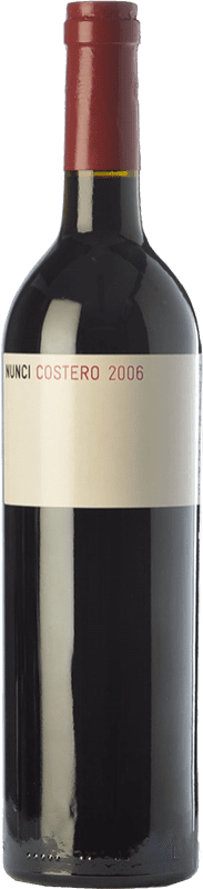 39,95 € 免费送货 | 红酒 Mas de les Pereres Nunci Costero Crianza D.O.Ca. Priorat 加泰罗尼亚 西班牙 Grenache, Carignan 瓶子 75 cl