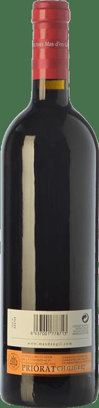 23,95 € Free Shipping | Red wine Mas d'en Gil Coma Vella Crianza D.O.Ca. Priorat Catalonia Spain Merlot, Syrah, Grenache, Cabernet Sauvignon, Carignan, Grenache Hairy Bottle 75 cl