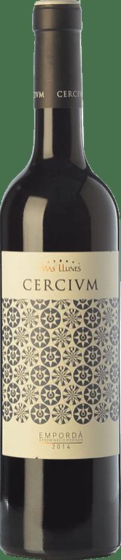 8,95 € | Red wine Mas Llunes Cercium Joven D.O. Empordà Catalonia Spain Syrah, Grenache, Samsó Bottle 75 cl