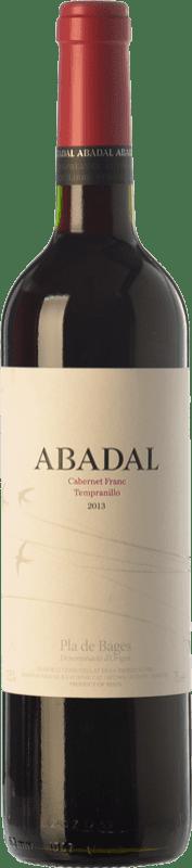 9,95 € Envoi gratuit | Vin rouge Masies d'Avinyó Abadal Franc Joven D.O. Pla de Bages Catalogne Espagne Tempranillo, Cabernet Franc Bouteille 75 cl
