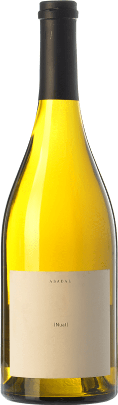 29,95 € Envío gratis | Vino blanco Masies d'Avinyó Abadal Nuat Crianza D.O. Pla de Bages Cataluña España Picapoll Botella 75 cl