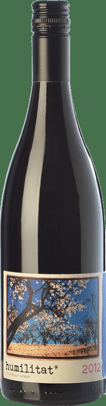 18,95 € Envío gratis | Vino tinto Massard Brunet Humilitat Crianza D.O.Ca. Priorat Cataluña España Garnacha, Cariñena Botella 75 cl