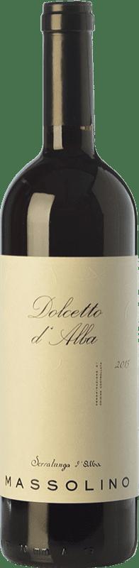 13,95 € 免费送货   红酒 Massolino D.O.C.G. Dolcetto d'Alba 皮埃蒙特 意大利 Dolcetto 瓶子 75 cl