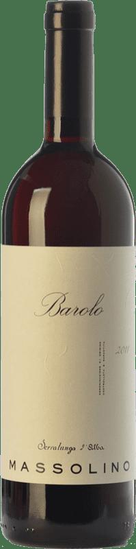 39,95 € Envoi gratuit | Vin rouge Massolino D.O.C.G. Barolo Piémont Italie Nebbiolo Bouteille 75 cl
