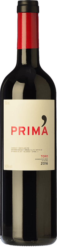 23,95 € Envoi gratuit | Vin rouge Maurodos Prima Crianza D.O. Toro Castille et Leon Espagne Grenache, Tinta de Toro Bouteille Magnum 1,5 L