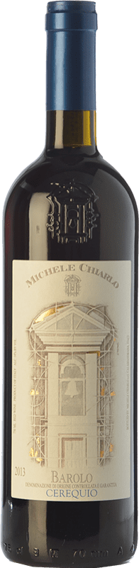 111,95 € Free Shipping | Red wine Michele Chiarlo Cerequio D.O.C.G. Barolo Piemonte Italy Nebbiolo Bottle 75 cl