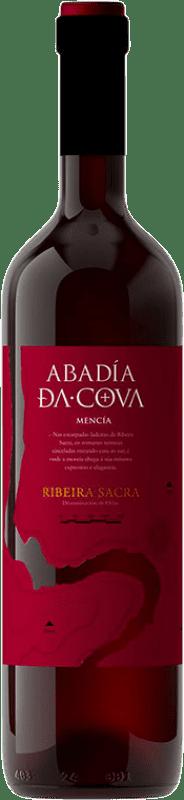 11,95 € Free Shipping | Red wine Moure Abadía da Cova Joven D.O. Ribeira Sacra Galicia Spain Mencía Bottle 75 cl