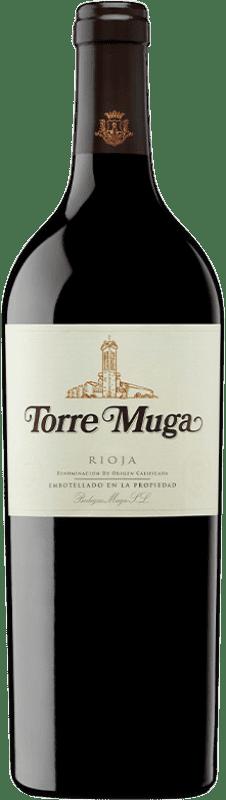 78,95 € Envío gratis | Vino tinto Muga Torre Crianza D.O.Ca. Rioja La Rioja España Tempranillo, Graciano, Mazuelo Botella 75 cl
