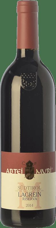 35,95 € Free Shipping | Red wine Muri-Gries Riserva Abtei Muri Reserva D.O.C. Alto Adige Trentino-Alto Adige Italy Lagrein Bottle 75 cl