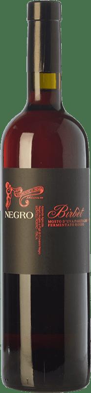 9,95 € Free Shipping | Sweet wine Negro Angelo Birbet Italy Brachetto Bottle 75 cl
