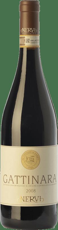 44,95 € | Red wine Nervi D.O.C.G. Gattinara Piemonte Italy Nebbiolo Bottle 75 cl