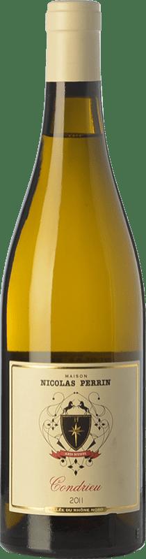 39,95 € | White wine Nicolas Perrin Crianza A.O.C. Condrieu Rhône France Viognier Bottle 75 cl