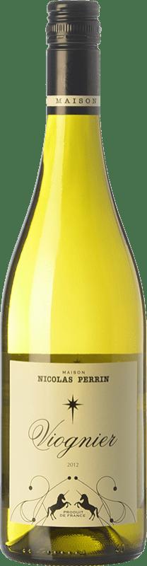 11,95 € | White wine Nicolas Perrin France Viognier Bottle 75 cl