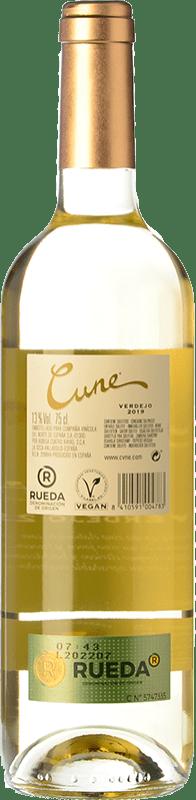 7,95 € Free Shipping | White wine Norte de España - CVNE Cune D.O. Rueda Castilla y León Spain Verdejo Bottle 75 cl