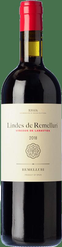 14,95 € Envoi gratuit   Vin rouge Ntra. Sra de Remelluri Lindes Viñedos de Labastida Joven D.O.Ca. Rioja La Rioja Espagne Tempranillo, Grenache, Graciano Bouteille 75 cl
