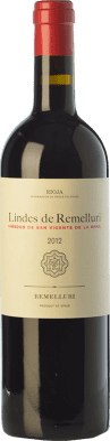 Ntra. Sra de Remelluri Lindes Viñedos de San Vicente Rioja Crianza 75 cl