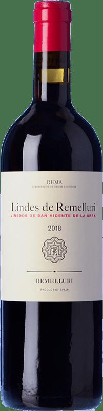 14,95 € Envoi gratuit   Vin rouge Ntra. Sra de Remelluri Lindes Viñedos de San Vicente Crianza D.O.Ca. Rioja La Rioja Espagne Tempranillo, Grenache, Graciano Bouteille 75 cl
