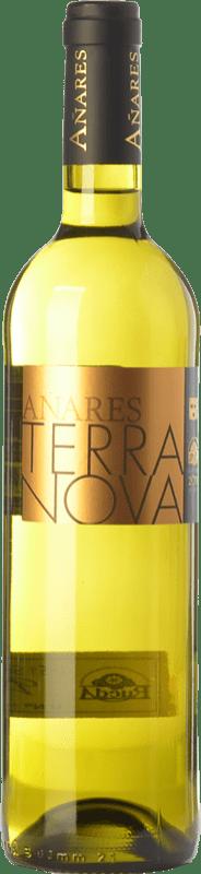 7,95 € Envoi gratuit | Vin blanc Olarra Añares Terranova D.O. Rueda Castille et Leon Espagne Verdejo Bouteille 75 cl
