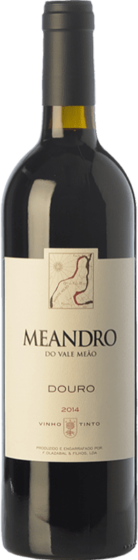 23,95 € Free Shipping | Red wine Olazabal Meandro do Vale Meão Joven I.G. Douro Douro Portugal Touriga Franca, Touriga Nacional, Tinta Roriz Bottle 75 cl