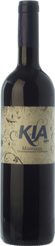 5,95 € | Red wine Orowines Kia Joven D.O. Montsant Catalonia Spain Syrah, Grenache, Carignan Bottle 75 cl