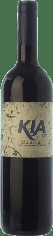 5,95 € Free Shipping | Red wine Orowines Kia Joven D.O. Montsant Catalonia Spain Syrah, Grenache, Carignan Bottle 75 cl